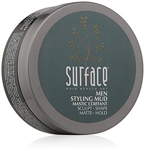 Surface Hair Men Styling Mud, 2.25 oz.