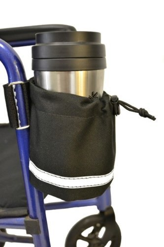Unbreakable Cup Holder with Horizontal Mount by Diestco