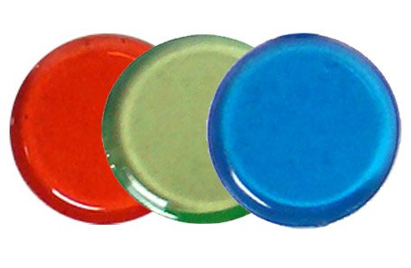 1000 Bingo Chips Markers - Choose Colors by Poker Supplies