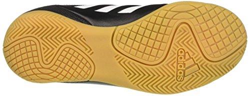 adidas Copa 17.4 In J, Botas de Fútbol para Niños Negro (Core Black/footwear White/core Black)