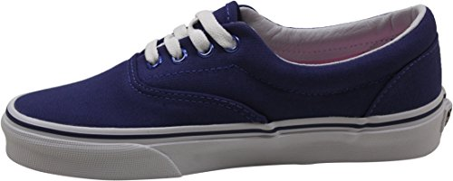 Vans Womens Era Sneakers (shiny Eyelets) Twilight Blue Dames