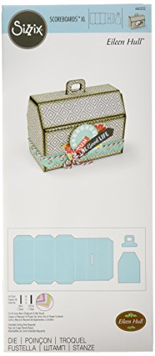 Sizzix ScoreBoards Die Box, Toolbox by Eileen Hull, (Scoreboards Xl Die)
