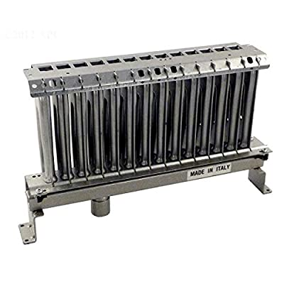 Pentair 471122 Natural Gas Burner Replacement MiniMax 75/100 Pool and Spa Heater