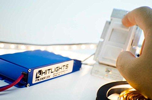 Review HitLights 60 Watt Dimmable
