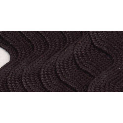 Why Choose Wrights 117-402-031 Polyester Rick Rack Trim, Black, Jumbo, 2.5-Yard