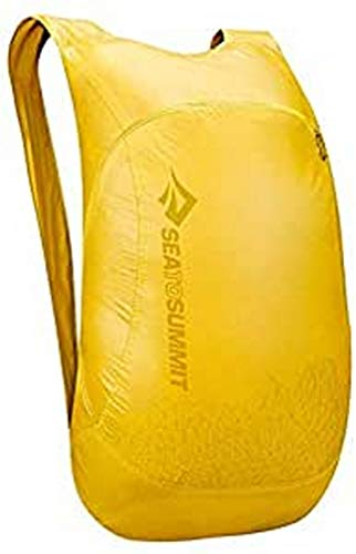 Sea to Summit Unisex_Adult Ultra-Sil Nano Daypack 4-Pack Display Refill Backpacks, Yellow, one size