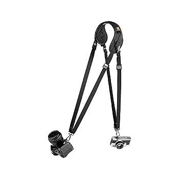 Image of Camera & Camcorder Straps Black Rapid Yeti Dual Camera Sling Strap