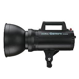 Godox Gemini Series GS300 300Ws 300W Photography Studio Photo Monolight Strobe Flash Speedlight