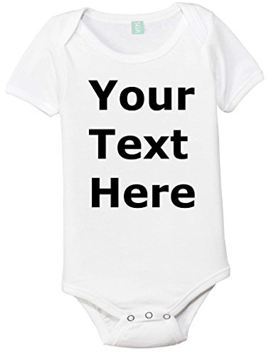 Custom Baby Onesie Bodysuit - 6
