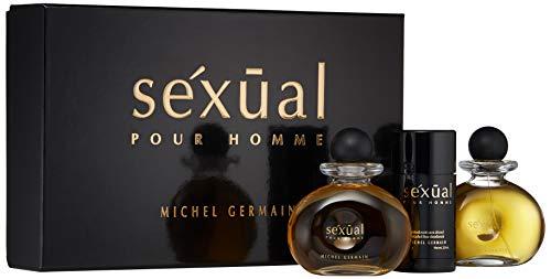Michel Germain Sxual 3-piece Gift Set, Pour Homme