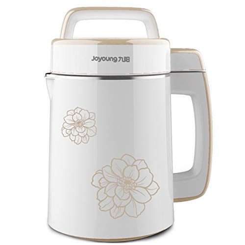 Stainless Steel Soy Milk Maker - Joyoung CTS-2038 Easy-Clean Automatic Hot Soy Milk Maker (Full Stainless Steel & Large Capacity 1700ML)