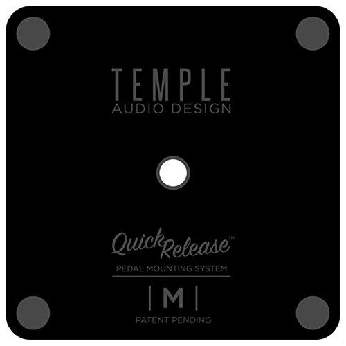 - Temple Audio Quick Release Pedal Plate - Medium