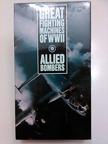 Winning Of World War II Great fighting Machines Allied Bombers VHS