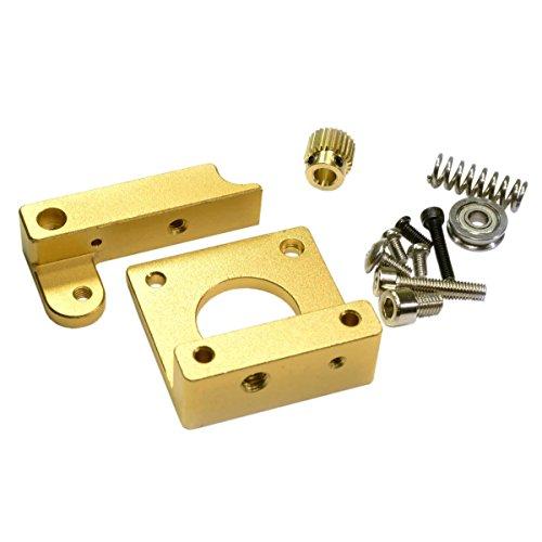 3d Main Gear (RepRap Champion All Metal Direct Drive Extruder DIY Upgrade Kit for RepRap 3D printer Prusa i3. Right version.)
