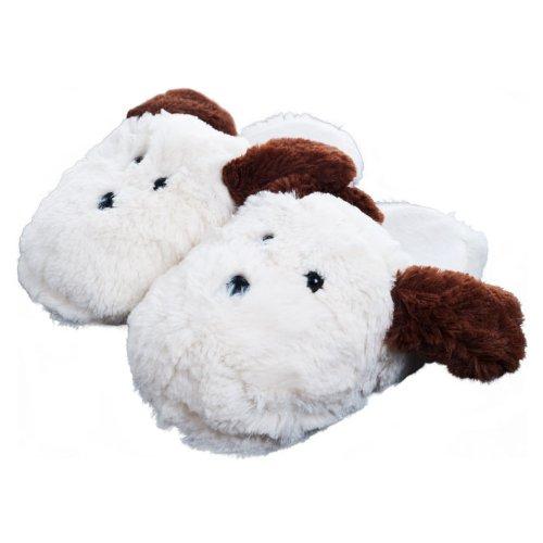 Kids Cuddlee Slippers - Puppy Dog -   -