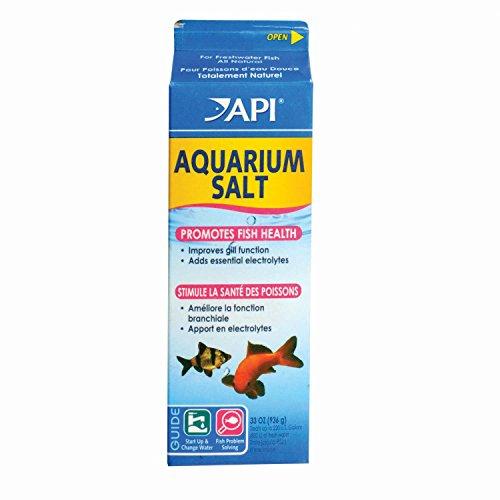 Mars Fishcare API AQUARIUM SALT Freshwater Aquarium Salt