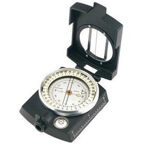 VeeCome Military Prismatic Sighting Compass, Outdoor Stuffs