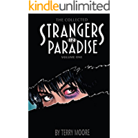 Strangers in Paradise Vol. 1 book cover