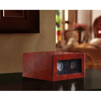 Double Winder Watch Box