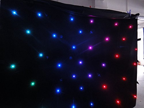 Led Star Cloth Lighting in US - 5