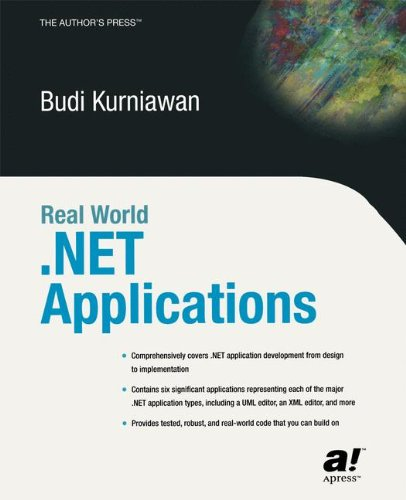 Real-World .NET Applications ebook