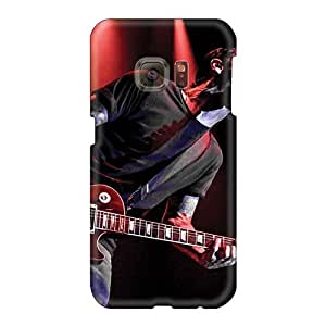 Samsung Galaxy S6 AtD11363vKxb Allow Personal Design Trendy Godsmack Band Image Scratch Protection Hard Phone Cases -SherriFakhry