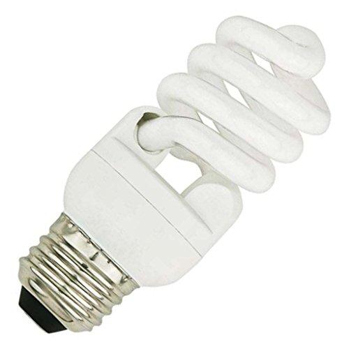 Westinghouse 38010 - 13MINITWIST/27 38010 Twist Medium Screw Base Compact Fluorescent Light Bulb (Twist Westinghouse Mini)