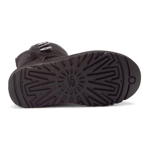UGG Bailey Button  Triplet 1962 Mädchen Boots Black
