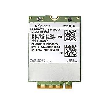 Amazon.com: HP lt4112 LTE/HSPA + Huawei me906e NGFF FDD 4 G ...