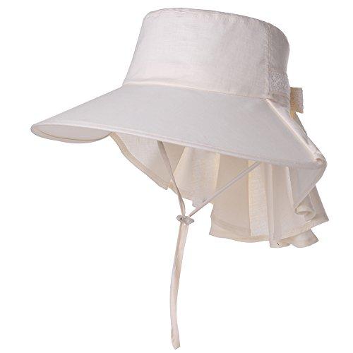 Fancet Packable Sun Hat for Women Hiking Safari Gardening Beach Accessories Fishing SPF