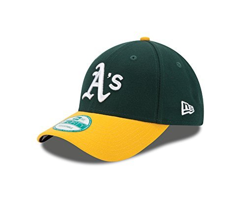 MLB Youth The League Oakland Athletics 9Forty Adjustable Cap Athletic Sport Baseball Cap