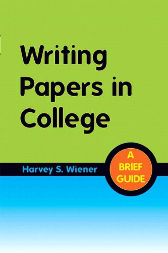 Writing Papers in College: A Brief Guide Plus MyLab Writing -- Access Card Package