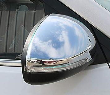 BeHave hs71191w Cubierta de espejo retrovisor para coche, accesorios para exterior de puerta, espejo