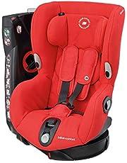 Bébé Confort Axiss Seggiolino Auto 9-18 kg,Gruppo 1 per Bambini dai 9 Mesi ai 4 Anni, Reclinabile e Girevole, Nomad Red