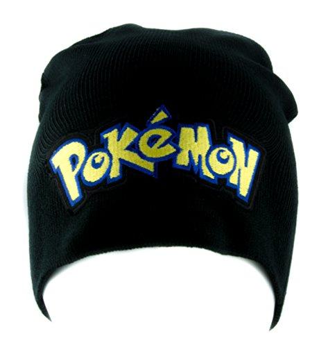 Gorro o pasamontañas con temática Pokemón