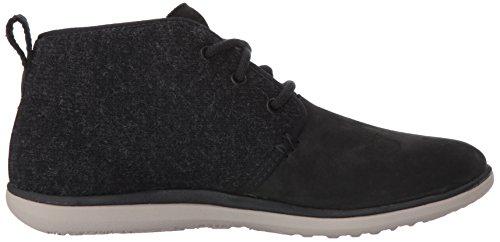 Merrell Dames Duskair Maui Chukka Fashion Sneaker Zwart