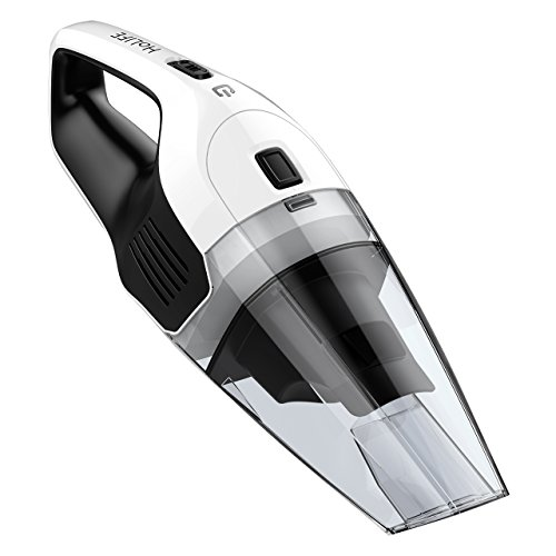 Lowest Prices! Holife Handheld Vacuum, Cordless Free Hand Car Pet Hair Cleaner 14.8V Lithium with Qu...