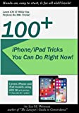 With this fun, easy guide you can perform each of these 100+ tricks on your iPhone and iPad to explore the big changes that occurred after recent updates, including the iOS 12 update! Apps such as Camera, Photos, iMessage, Stocks, Siri, and many more...
