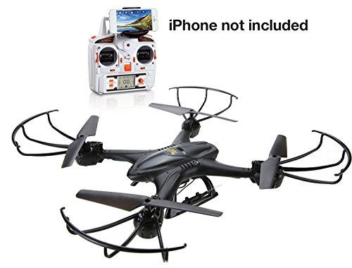 Holy Stone X400C FPV RC Quadcopter Drone with Wifi Camera...