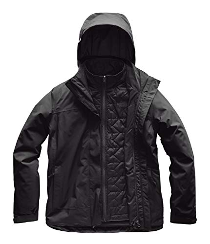The North Face Women's Carto Triclimate Jacket - TNF Black -