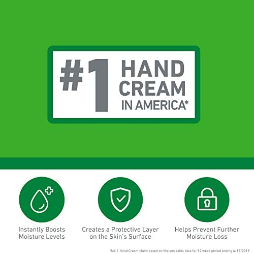 O'Keeffe's Working Hands Hand Cream, 3.4oz Jar with Working Hands Night Treatment Hand Cream Sample, White, 104992