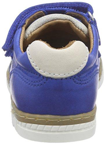 Bisgaard Velcro shoes, Zapatillas, Niños-Niñas Azul (26 Cobalt)