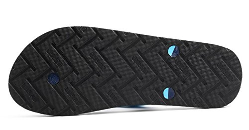 Flop Beach Flops Cooler Light 42 Fort Summer Flip W Slip blue Flip On 42 Com amp;XY qaxwEt1EFH