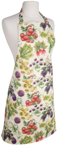 Now Designs Basic Apron, Veggies