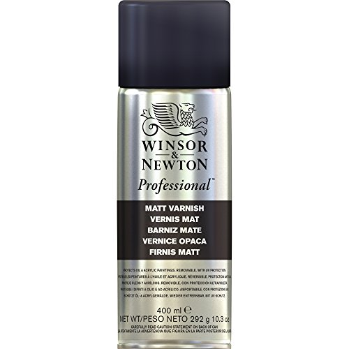 Acrylic Matt (Winsor & Newton Artists' Aerosols Artists' Picture Varnish, Matt)