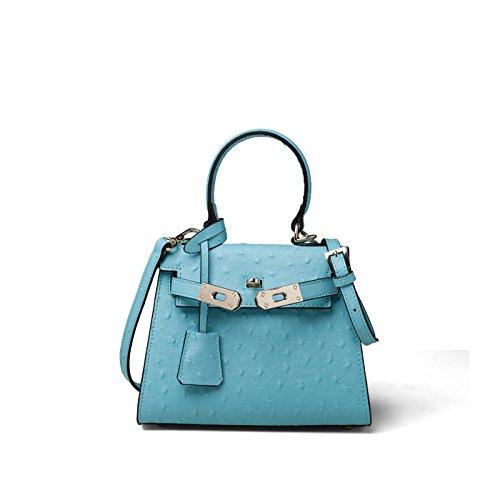 Handbag Diagonal Guangming77 Cross Blue Shoulder Bags FWx6gU