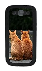 Samsung Galaxy S3 I9300 Cases & Covers -Animals 115 Custom TPU Soft Case Cover Protector forSamsung Galaxy S3 I9300¨CBlack