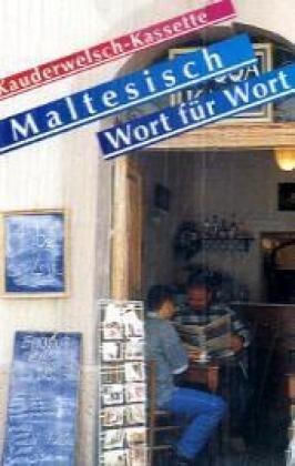 Kauderwelsch, Maltesisch Wort für Wort, 1 Cassette