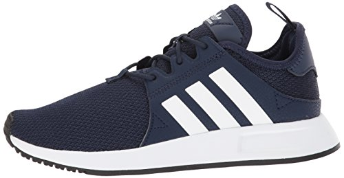 3e36057c0 ... adidas Originals Boys' X_PLR J Running Shoe, Collegiate Navy White, ...