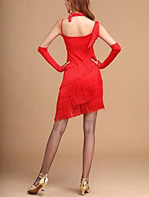 Whitewed 20 Great Gatsby Flapper Inspired Party Outfit Vintage Dance Style Dress
